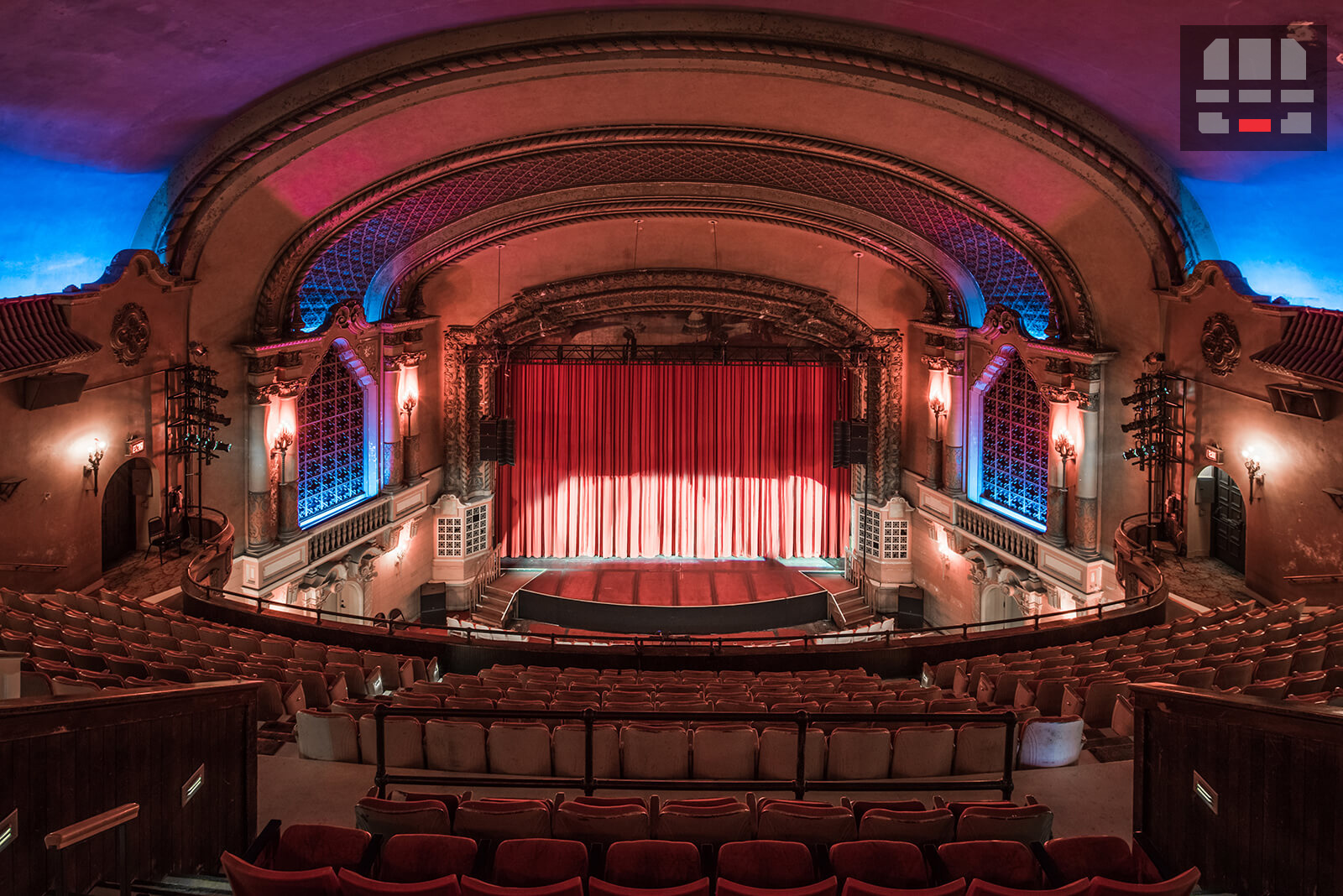 Seating Chart Orpheum Theatre