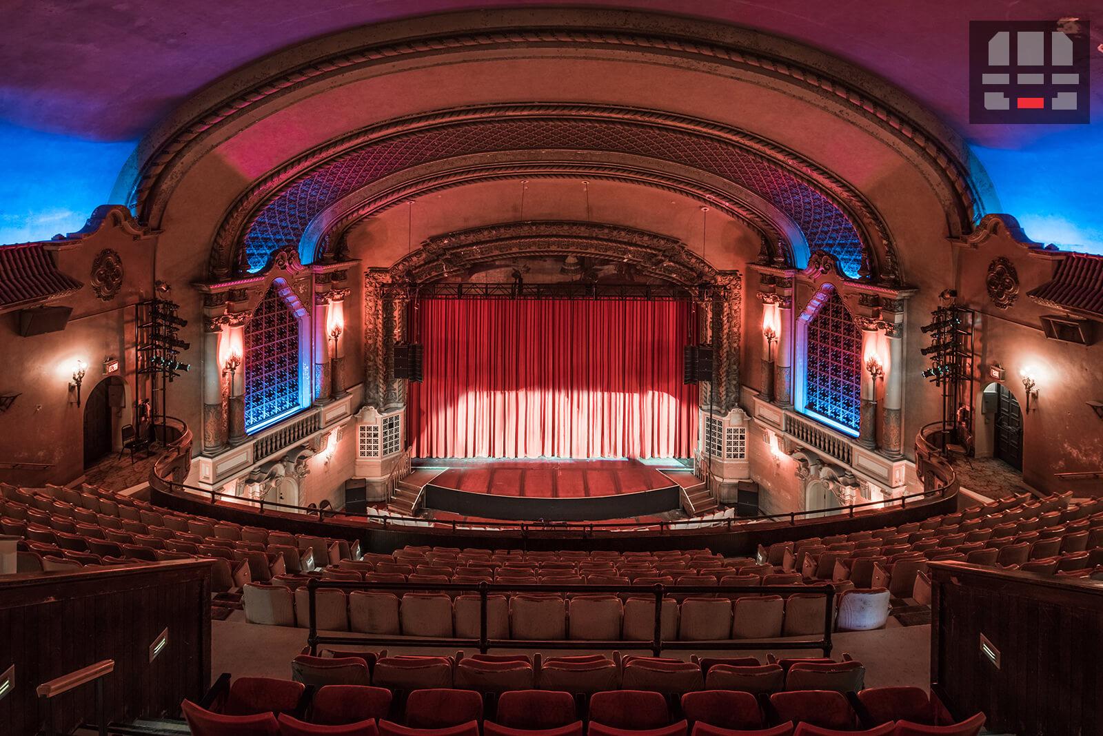 Tallgrass Film Festival Orpheum Theatre