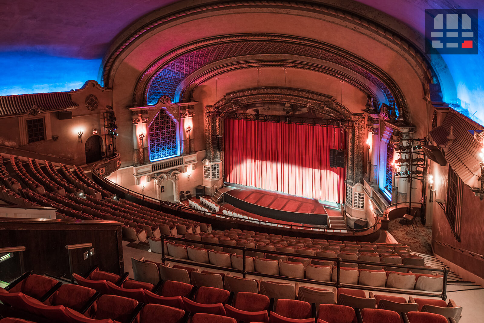 Seating Chart | Orpheum Theatre