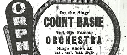 Count Basie August 1943