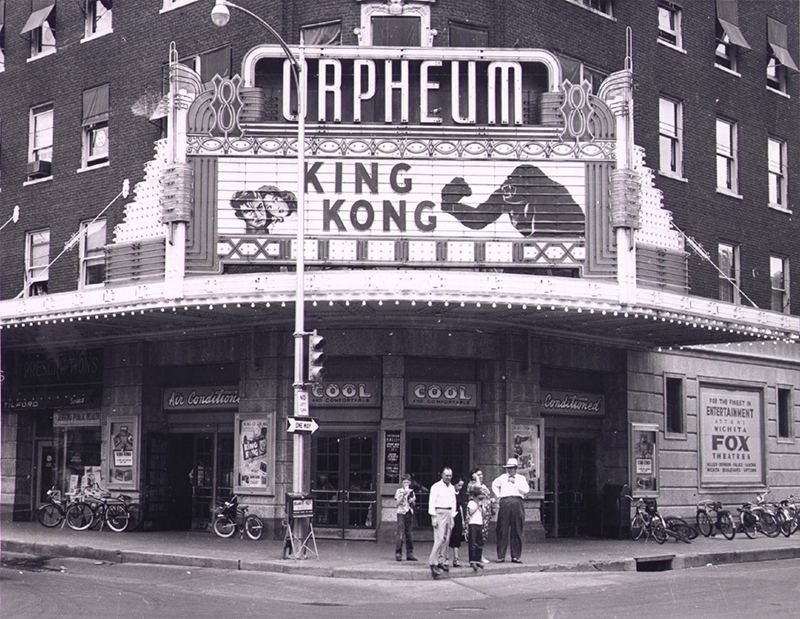 Image result for movie theater 1950s