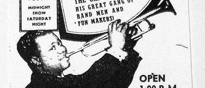 Louis Armstrong December 1943
