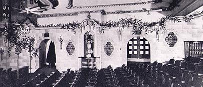 Orpheum Auditorium 1922