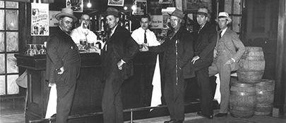 Promotional Lobby Bar 1931