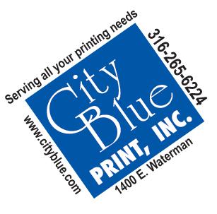 City Blue Print