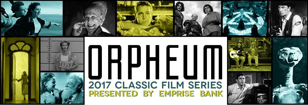 2017 Classic Film Series