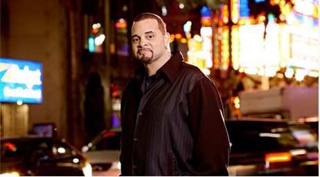 Sinbad is back and better than ever