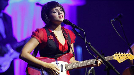 Norah Jones and her new album