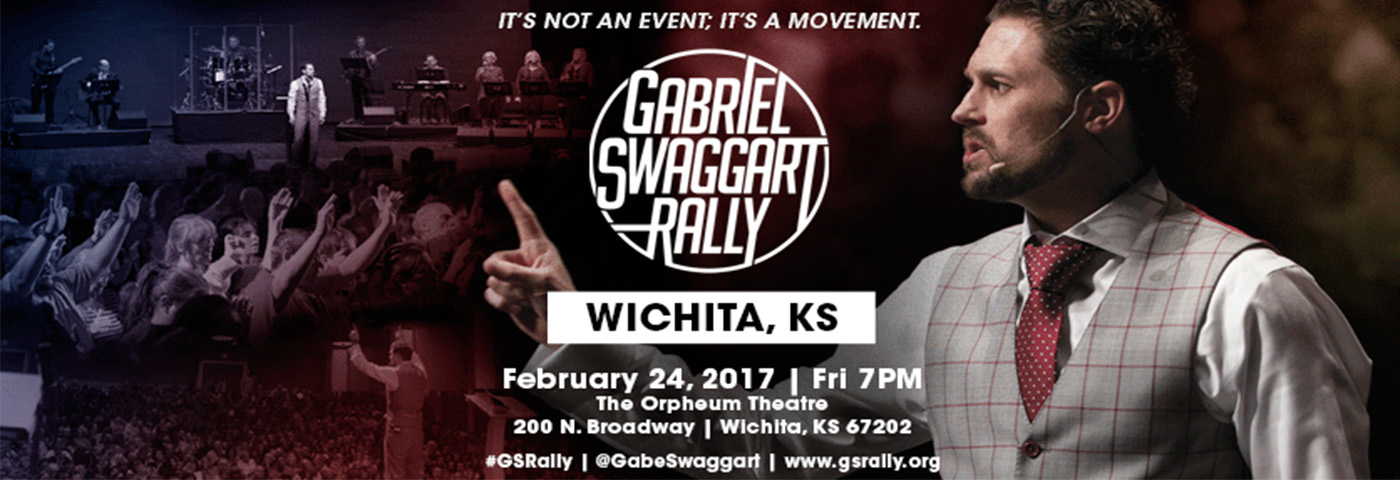 Gabriel Swaggart Rally