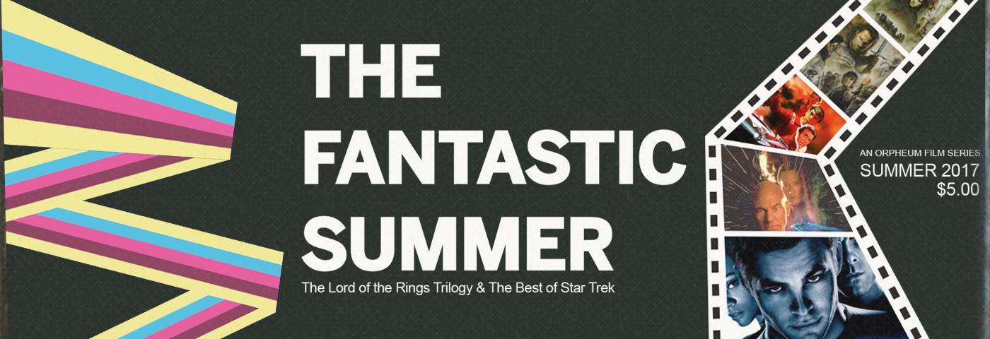 The Fantastic Summer Film Series