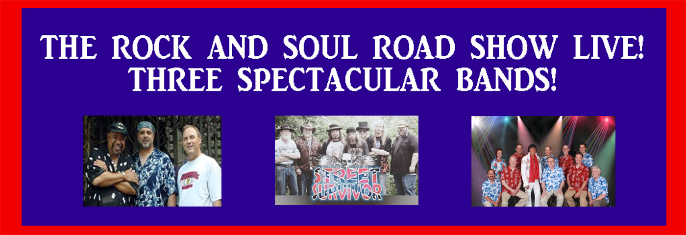 Rock & Soul Road Show