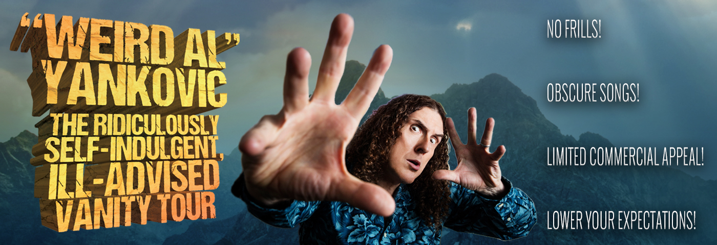"""Weird Al"" Yankovic"