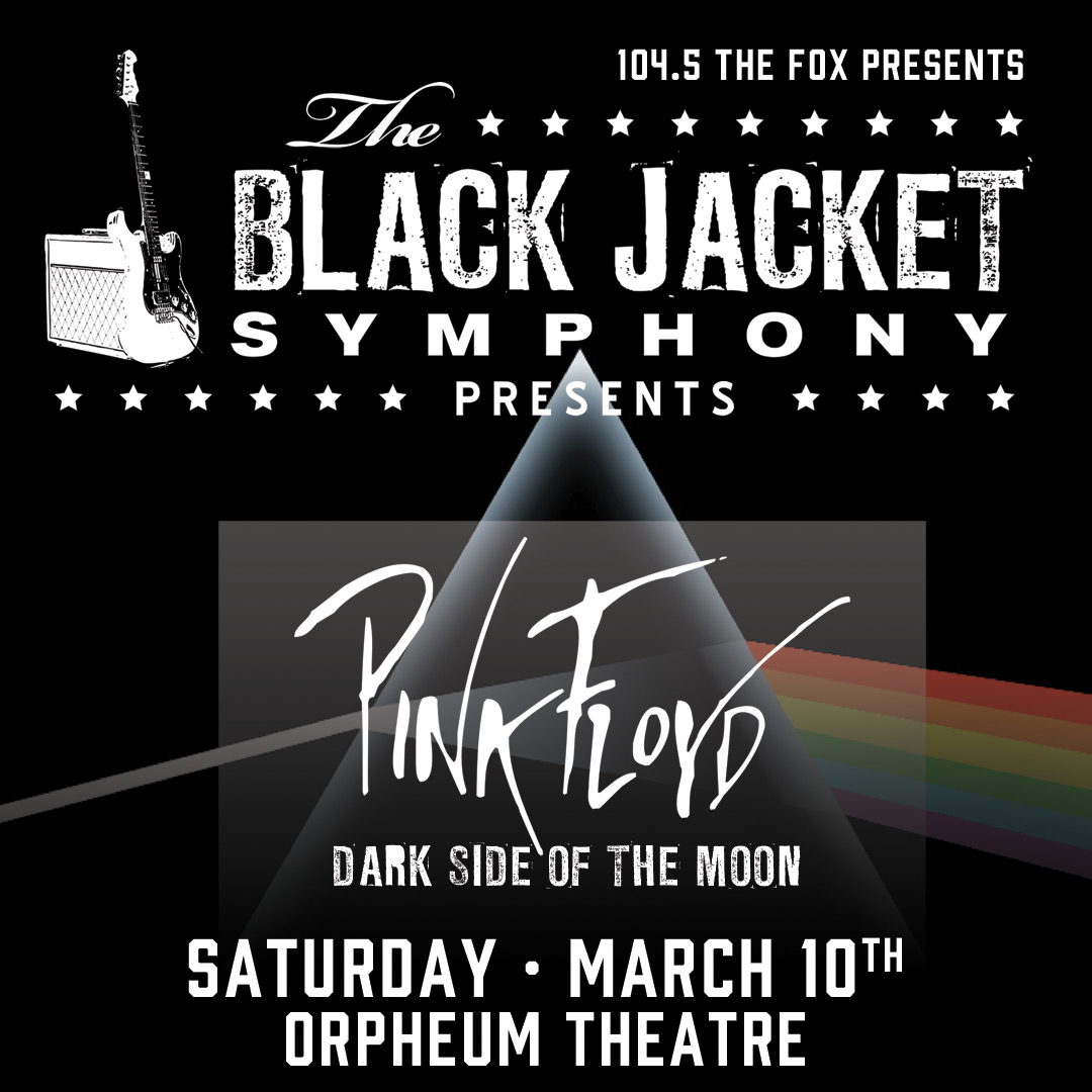 The Black Jacket Symphony