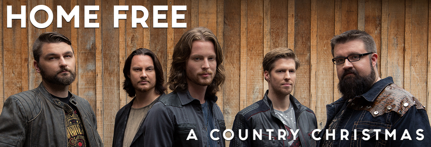 home free orpheum theatre - Home Free Christmas