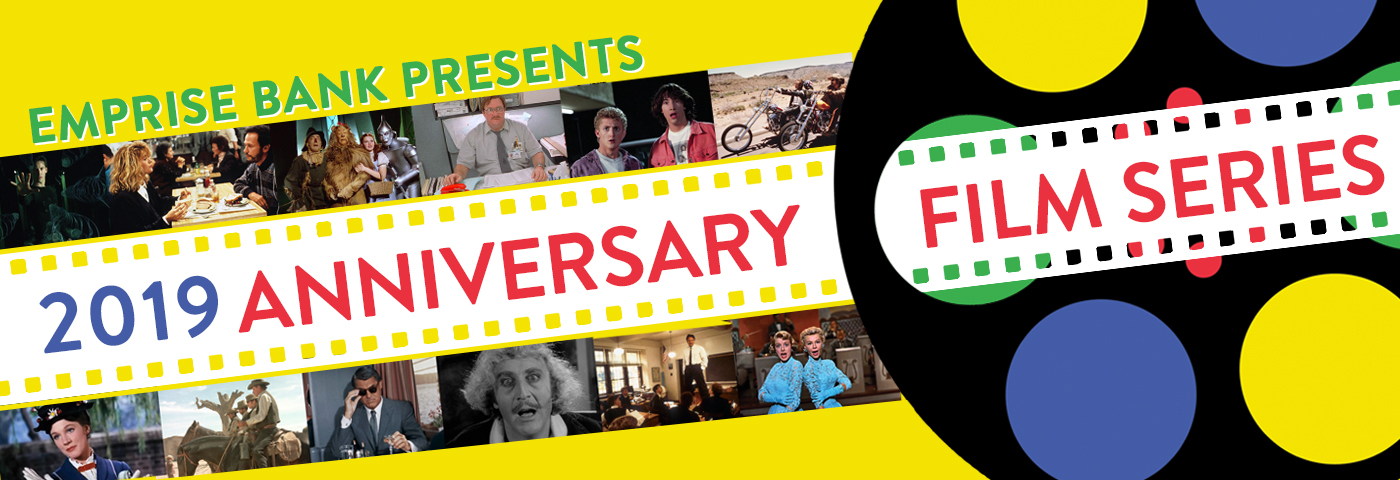 2019 Anniversary Film Series