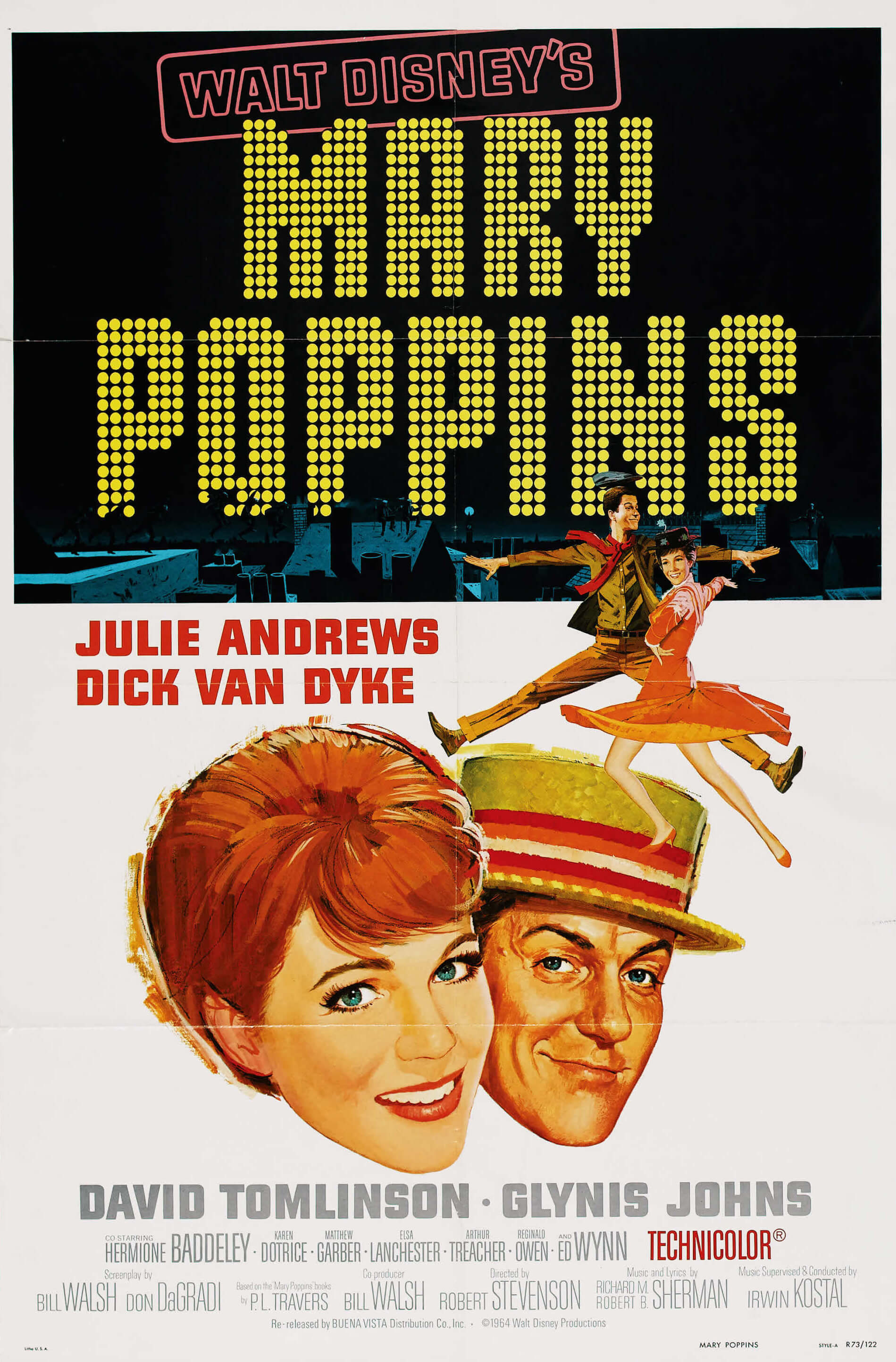 Disney's Mary Poppins Sing-Along
