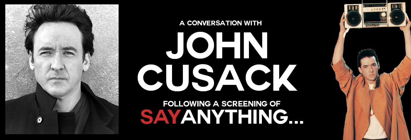 John Cusack + Say Anything