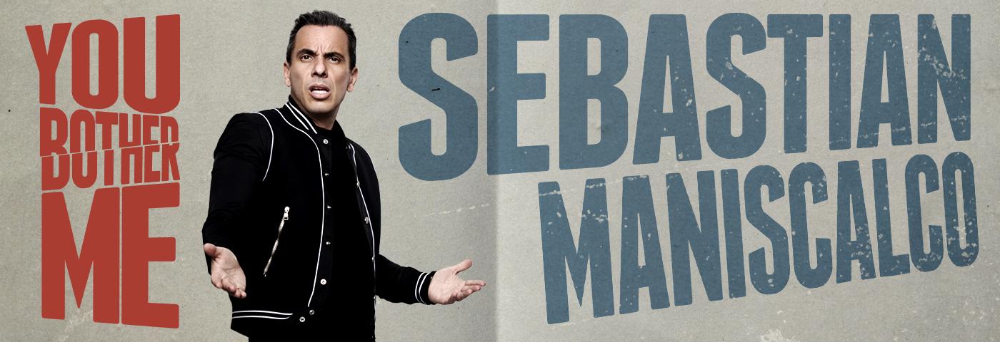 Sebastian Maniscalco | Orpheum Theatre