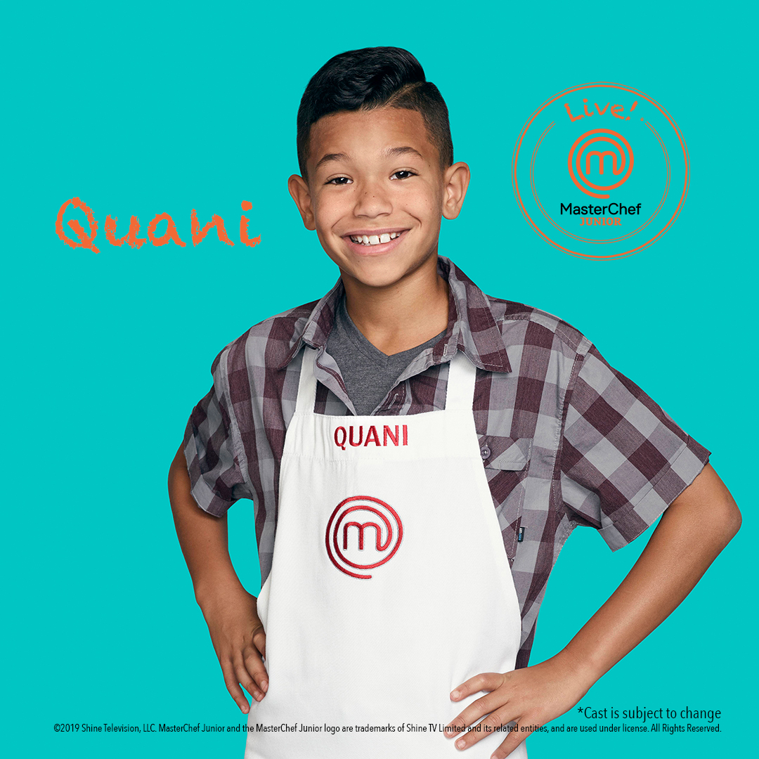 MasterChef Junior Live!
