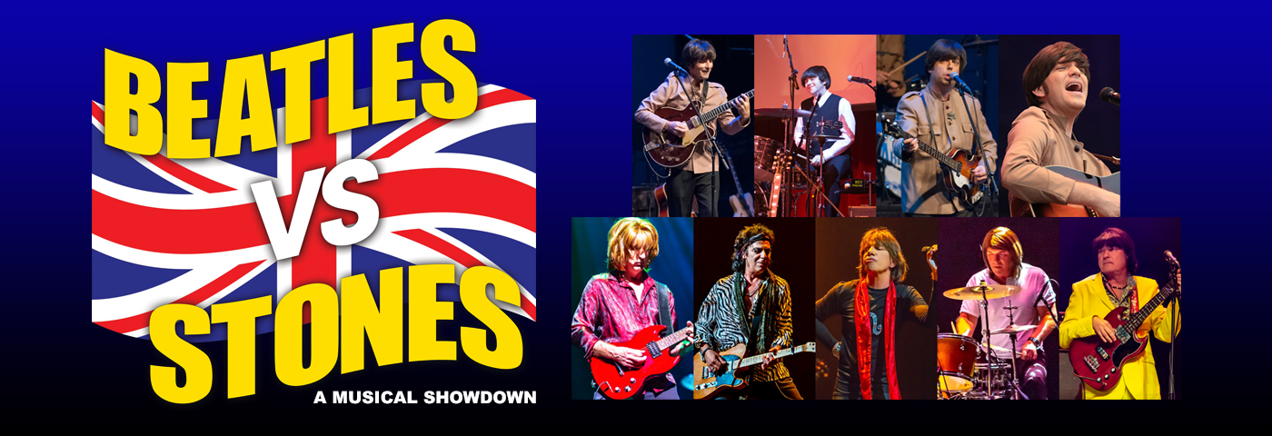 RESCHEDULED: Beatles vs Stones