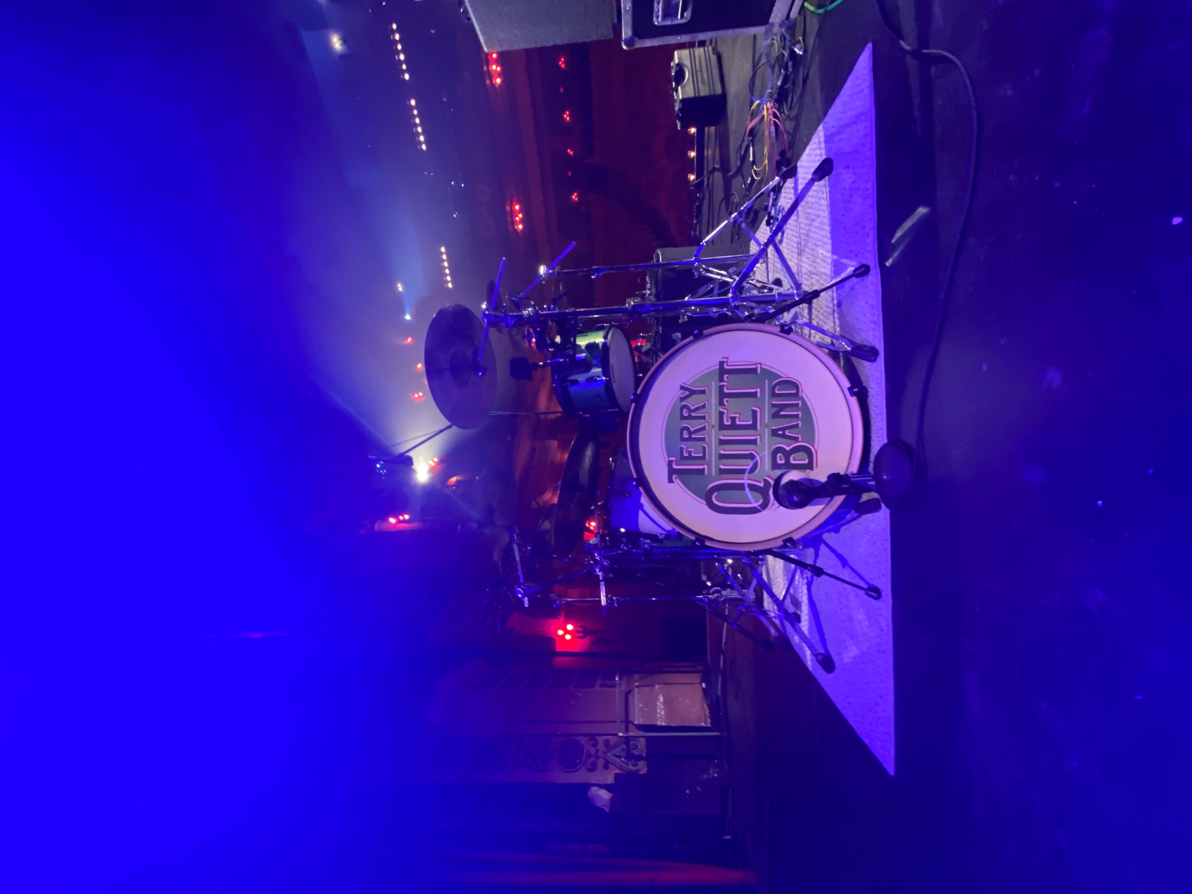 Orpheum Alive! Terry Quiett Band