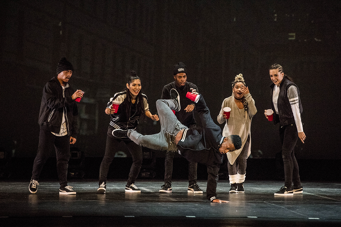 The Hip Hop Nutcracker