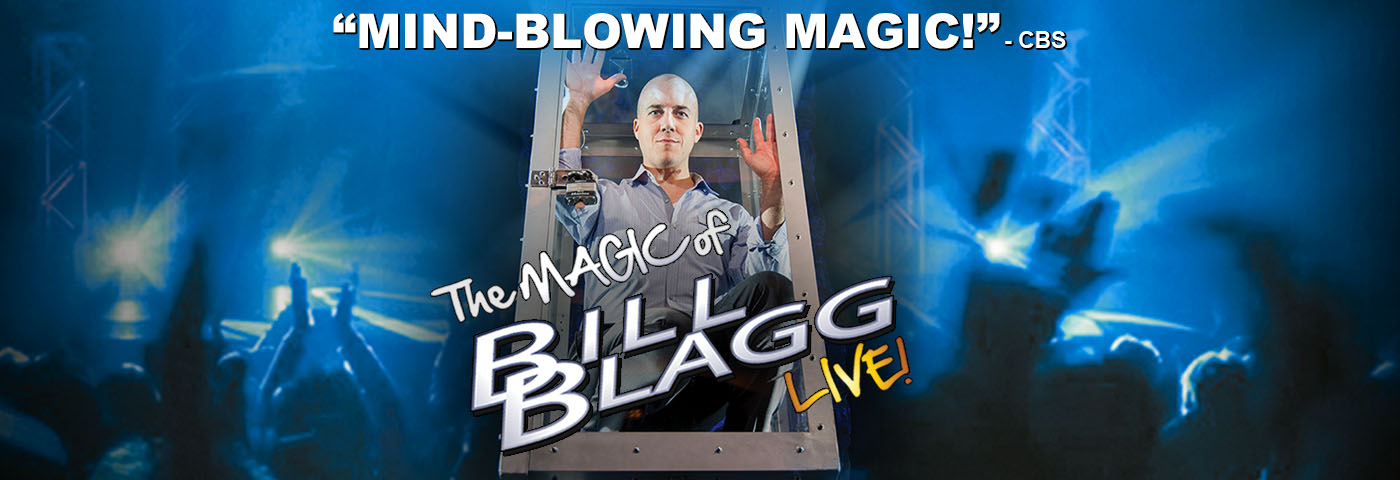 The Magic of Bill Blagg
